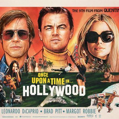 Once Upon A Time In Hollywood - Tarantino