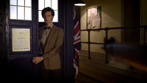 Critiques Séries : Doctor Who. Saison 5. Episode 3.