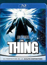 The Thing en blu-ray : supérieur à l'original