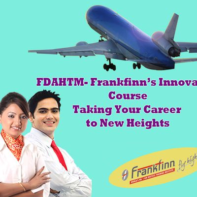 Frankfinn's Innovative course Taking your career to new heights
