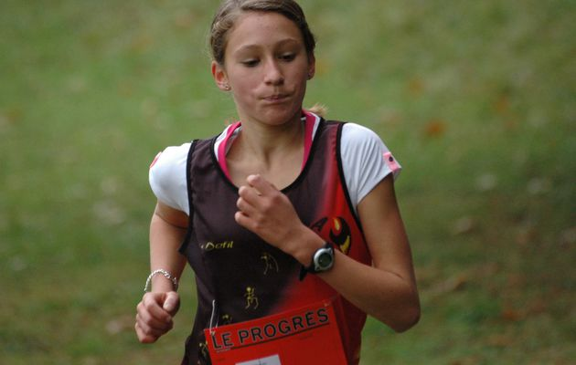 Cross-Country : Madlie Julien championne du Rhône