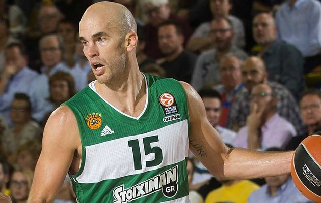 Nick Calathes restera au Panathinaïkos la saison à venir
