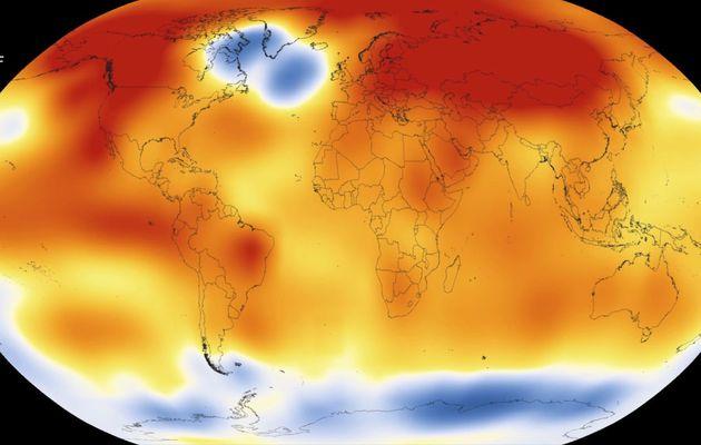 Les records sont fait pour être battu ! Encore une vision compétitive qui ne maintient pas un bon climat. La T° bat ses records.