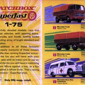 matchbox - lesney -