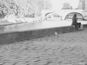 Paris que j'aime - Bords de Seine