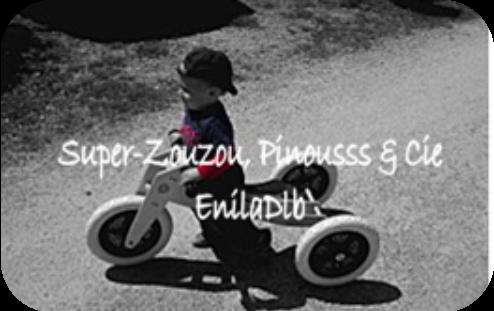 Le jour où… Super-Zouzou aura un vélo…