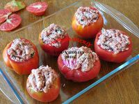 TOMATES FARCIES (thermomix)