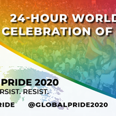 World leaders and Grammy Award-winners among line-up for online Global Pride event - Global Pride 2020