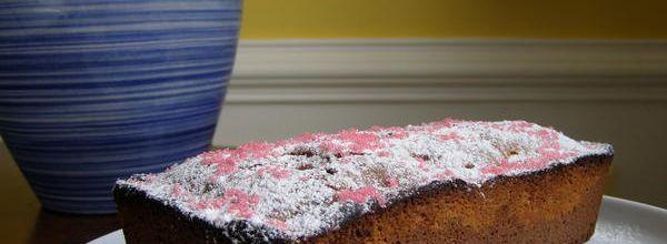 Cake pépites de chocolat & cerises confites *Gourmand Facile, Rapide*