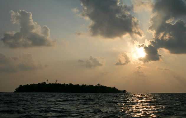 Voyage de Noces – Maldives – Sandbank diner