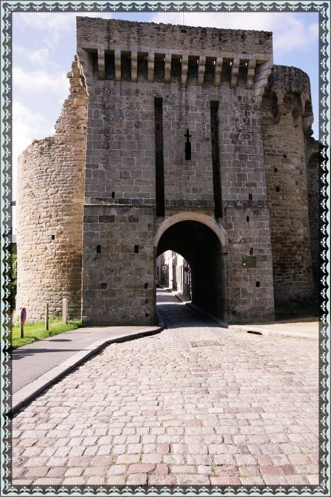 Diaporama château et fortifications de Dinan