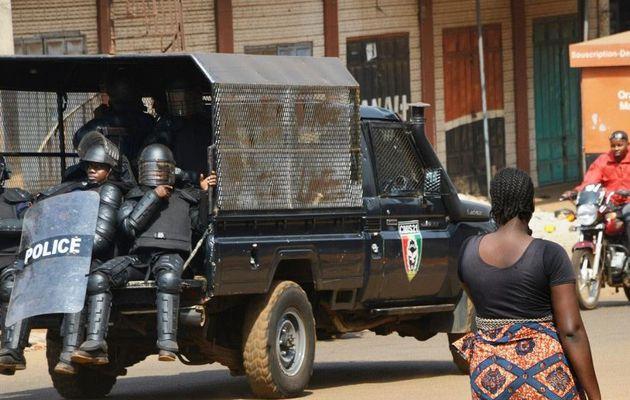 Guinée : un adolescent tué lors de heurts avec la police