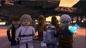 Lego StarWars revient !!