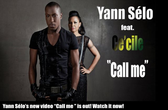 [CLIP ZOUK]YANN SELO Feat CE'CILE-CALL ME (French Version)-2011