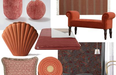 Colour of the month - Sun-dried Tomato