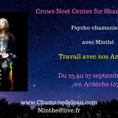 23/27 Sept 2021 - Psycho-Chamanisme - Ardèche (07)