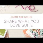 Limited-Time Bundles: Share What You Love Suite