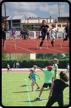 Athlétisme : Haies & Lancer