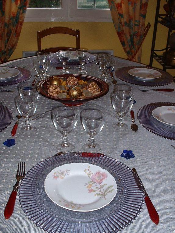 Album - Tables Noël
