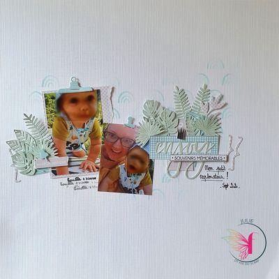Julie - Pages Un Air de Grossesse