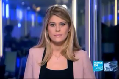 2012 01 06 @17H00 - LOUISE HANNAH, FRANCE 24, THE NEWS