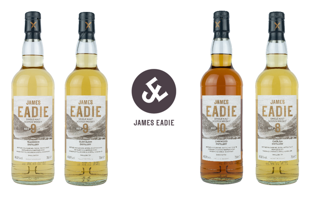 James Eadie - Small Batch 2020
