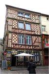 Rennes - visite du Parlement de Bretagne.