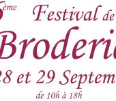 Festival de la Broderie de Compiègne -
