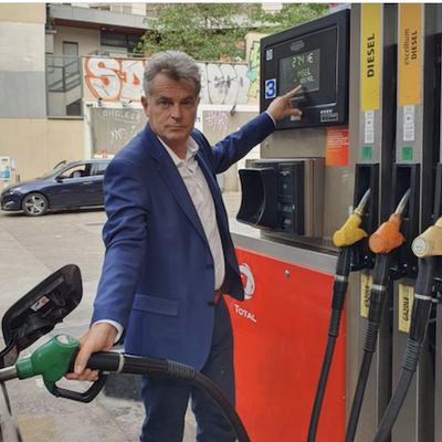 Prix de l'énergie: le gouvernement est totalement à côté de ses pompes