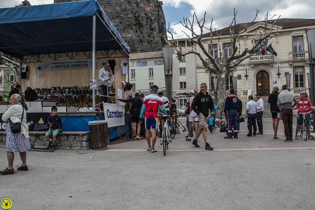 Les boucles du Verdon à Castellane