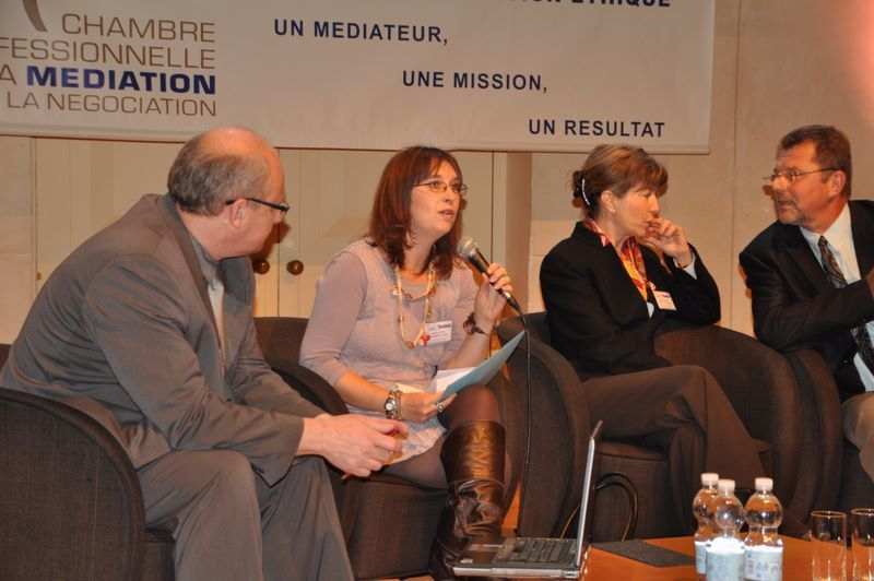 Album - 1ères rencontres de la Médiation en Lorraine