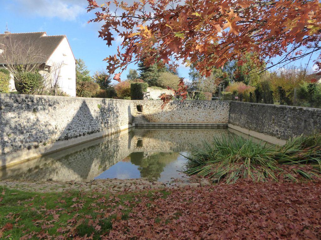 Randonnée du Perray-en-Yvelines à Saint-Rémy-lès-Chevreuse - 26,3 km