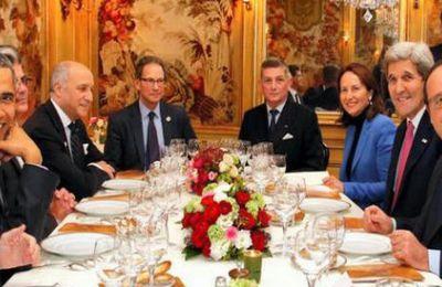 Vladimir Poutine refuse de participer aux agapes parisiennes