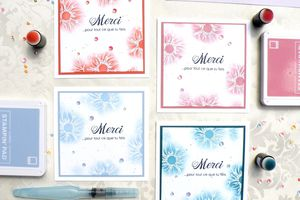 Blog Hop Stampstories - Clean & Simple