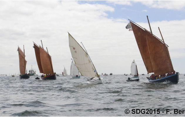 Plus de 1300 bateaux attendus à la Semaine du Golfe du Morbihan!