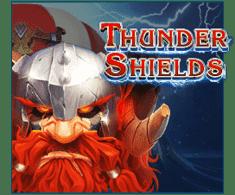 machine a sous en ligne Thunder Shields logiciel iSoftBet