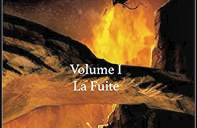 *HALFDAN* Volume 1: La fuite* William Emmanuel* Lacoursière Éditions* par Cathy Le Gall*