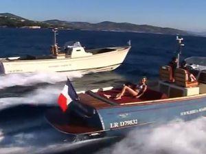 VIDEO - 5.53 minutes de Bonheur à bord d'un Rhéa 35 Open