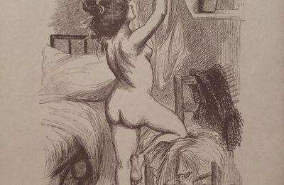 Album Sourires de Paris Lithographies 1915