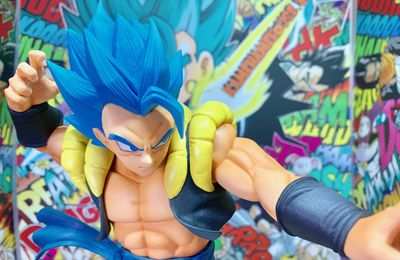 Ichiban Kuji The 20th Film - Gogeta Blue