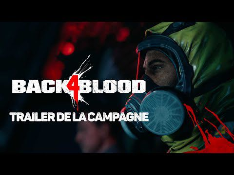 [ACTUALITE] Back 4 Blood - Nouveau trailer du mode Campagne