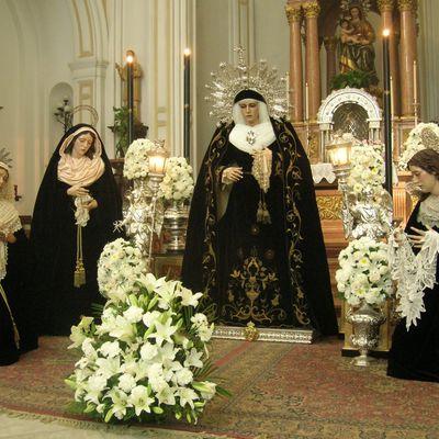 Participación en la Solemne Función en Honor de Nuestra Señora del Amparo