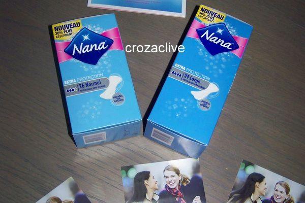 Protège-lingerie NANA Extra Protection : avis et test
