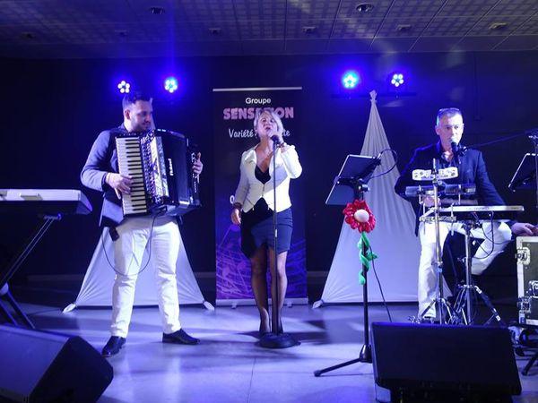 Groupe musical dans l'Hérault