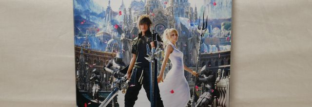 Final Fantasy XV – Official Works