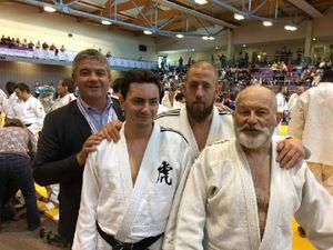 championnats de France parajudo