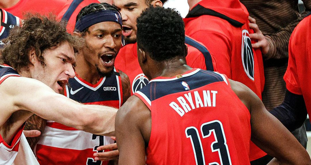 Les Wizards s'offrent Brooklyn au bout du suspense sur un game winner de Thomas Bryant