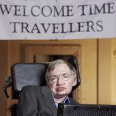 Les voyageurs temporels sont invités à l'enterrement de Stephen Hawking