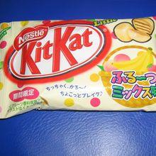 Kit Kat Fruits mix