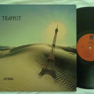 Atma ‎– In Transit LP € 3.00